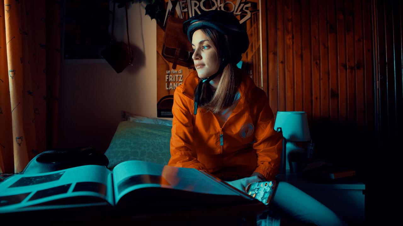 """Scuola Jenny Tamburi: Cristina Crisà protagonista della serie """"Riders"""". Guarda il trailer"""