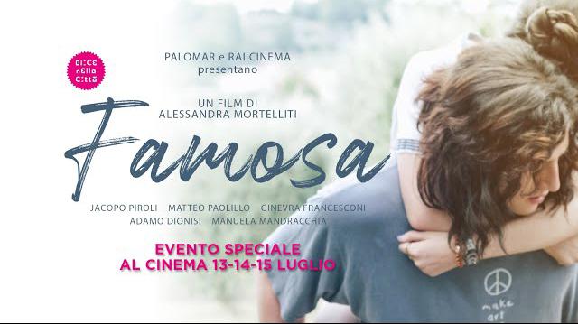 "Scuola Jenny Tamburi: Ginevra Francesconi nel cast di ""Famosa"""