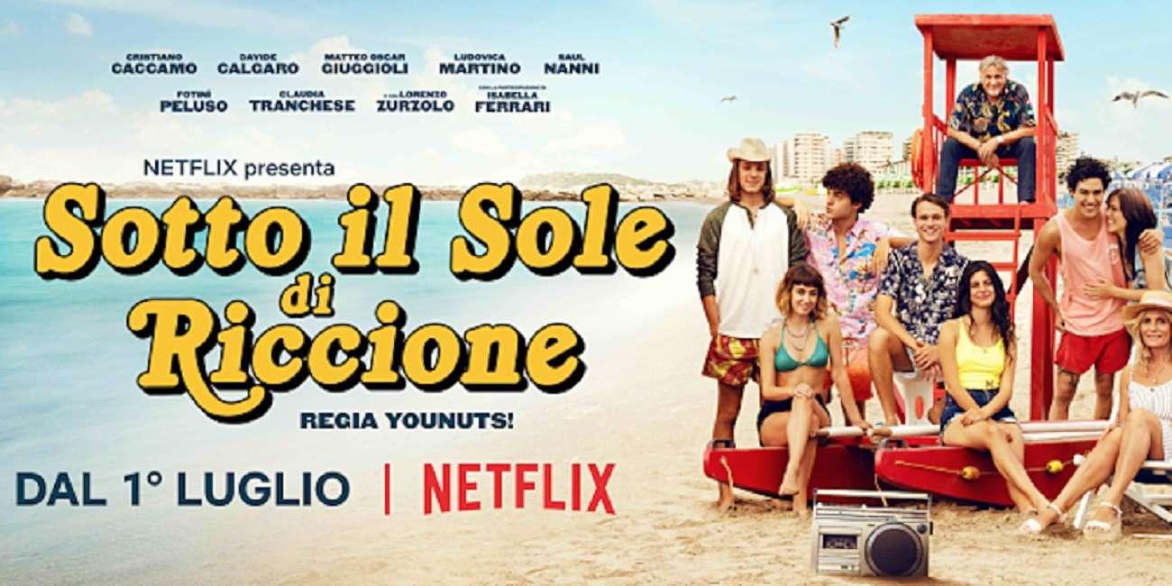 """Scuola Jenny Tamburi: """"Sotto il sole di Riccione"""" con Saul Nanni e Ludovica Martino"""